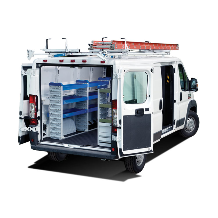 Structural Foam Commercial Truck Shelving