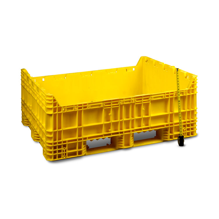 Structural Foam Molded Crate