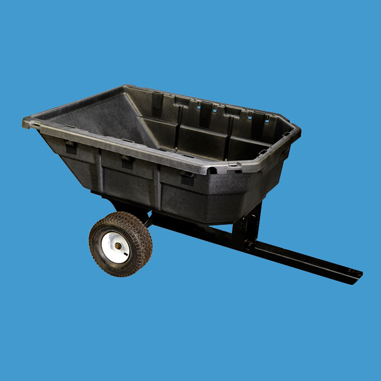 Structural Foam Garden Cart