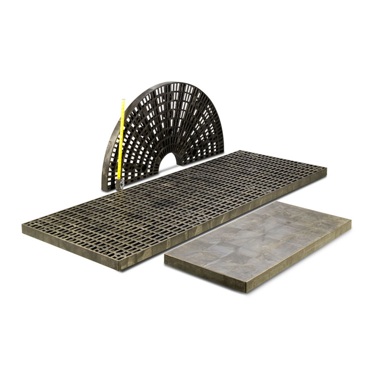 Structural Foam Molded Floor Panels
