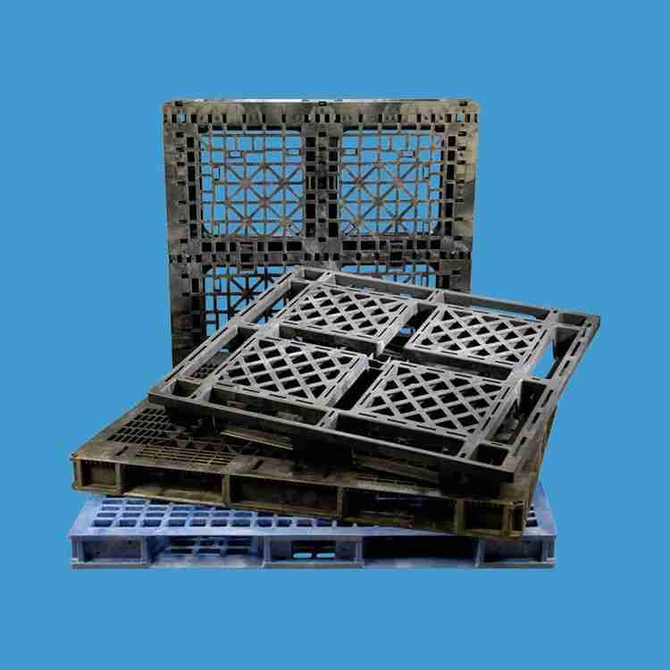 Structural Foam Pallets