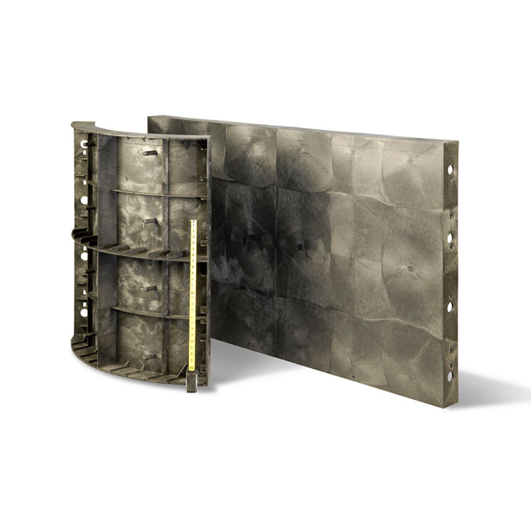 Structural Foam Pool Wall Parts