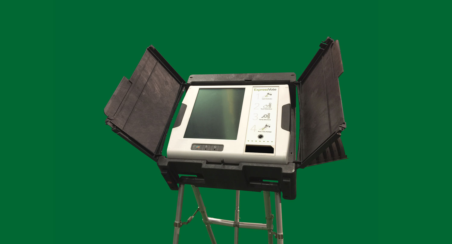 Voting Machine Case