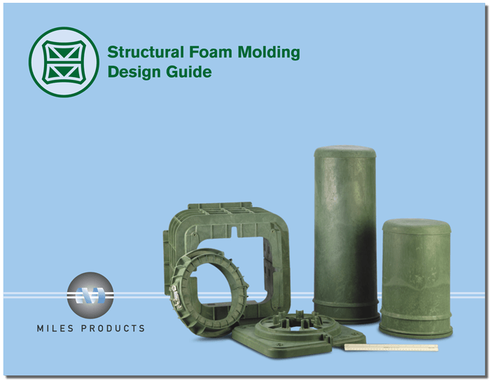 Structural Foam Molding Design Guide Cover