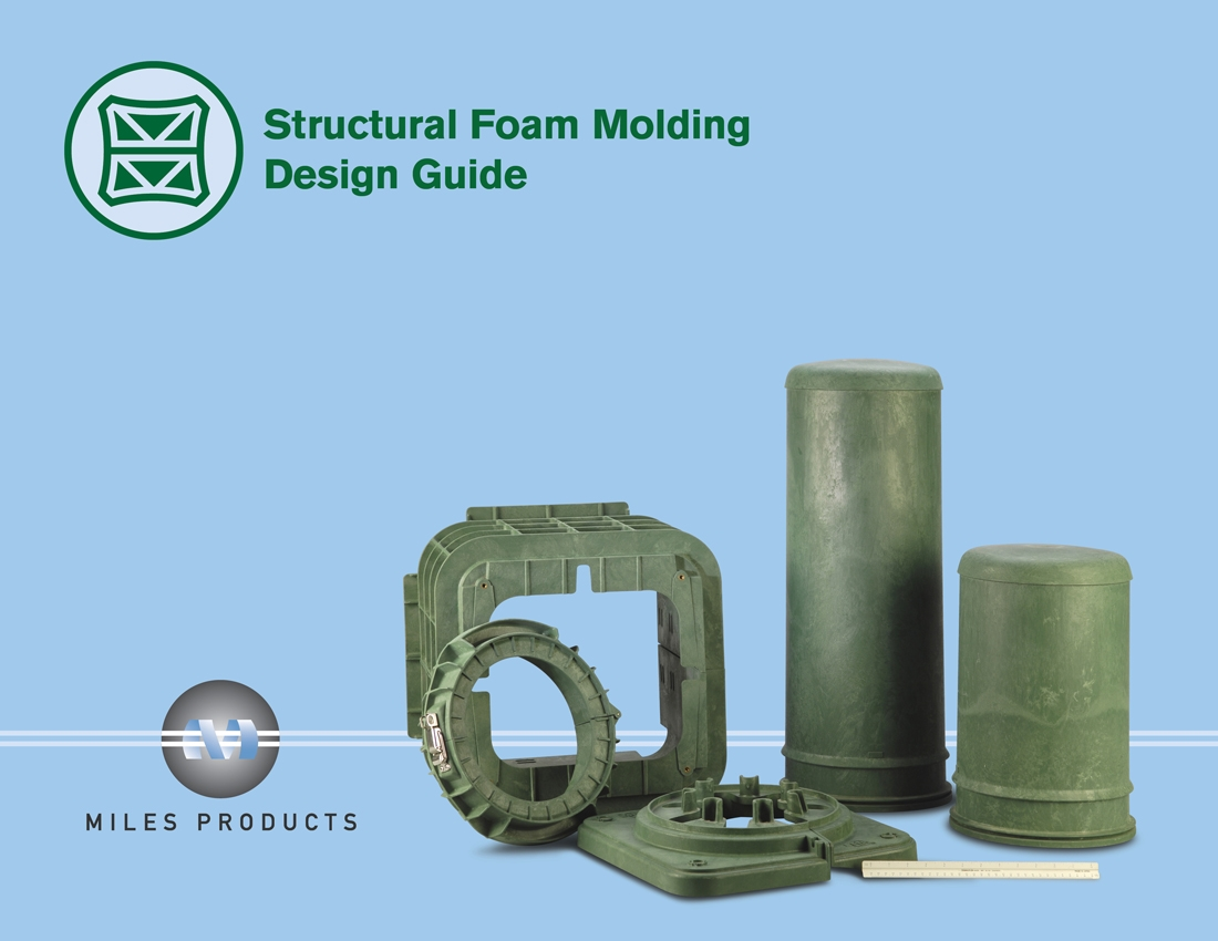 Structural Foam Molding Design Guide Front Cover