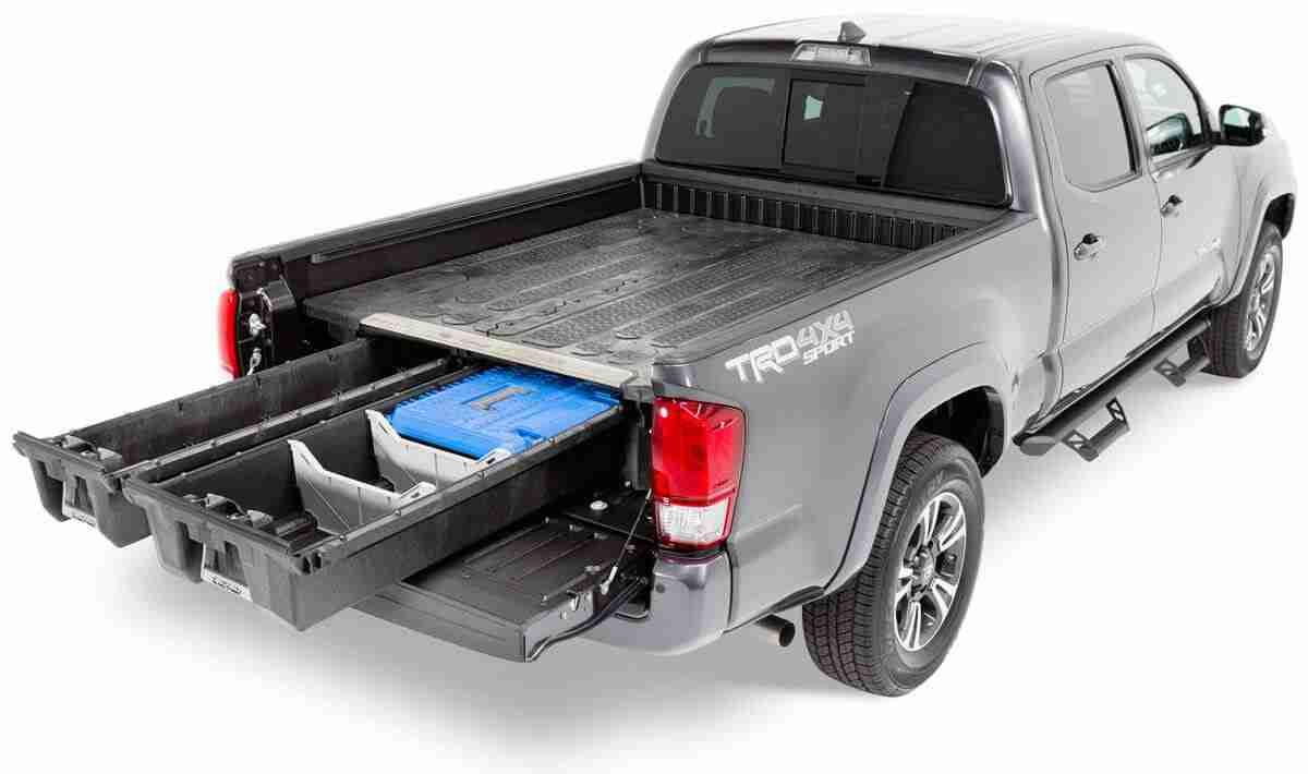 Decked Truck Storage System